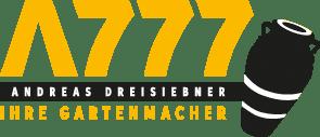 A777 Gartengestaltung - Logo